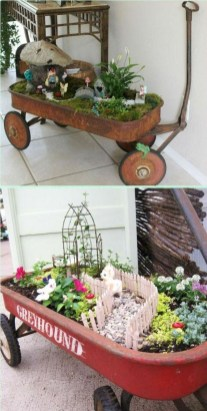 Awesome Succulent Garden Ideas In Your Backyard 18