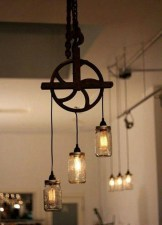 Best Handmade Industrial Lighting Designs Ideas You Can Diy 47