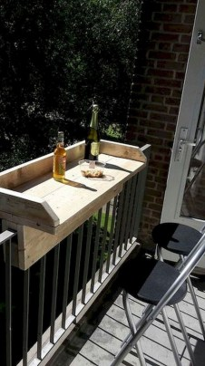 Comfy Kitchen Balcony Design Ideas That Looks Cool 16