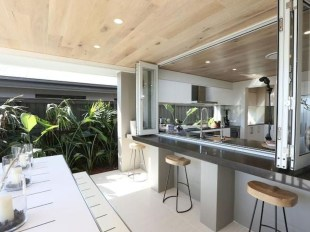 Comfy Kitchen Balcony Design Ideas That Looks Cool 29