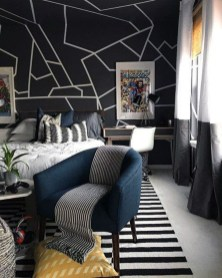 Excellent Teenage Boy Room Décor Ideas For You 48
