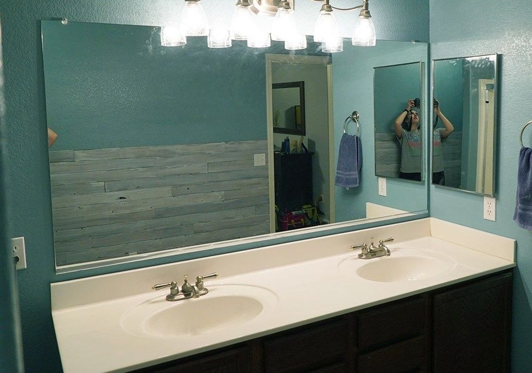 Newest Bathroom Mirror Decor Ideas To Try 11