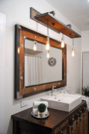 Newest Bathroom Mirror Decor Ideas To Try 21