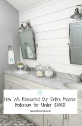 Newest Bathroom Mirror Decor Ideas To Try 37