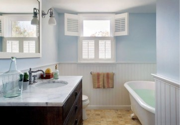 Smart Cape Cod Bathroom Design Ideas For You 46