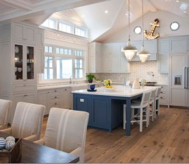 Splendid Coastal Nautical Kitchen Ideas For This Season 34