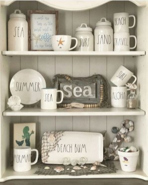 Splendid Coastal Nautical Kitchen Ideas For This Season 36
