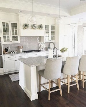 Splendid Coastal Nautical Kitchen Ideas For This Season 39