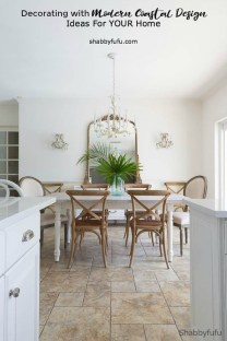 Splendid Coastal Nautical Kitchen Ideas For This Season 44