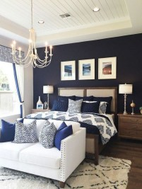 Top Blue Master Bedroom Design Ideas That Looks Great 02