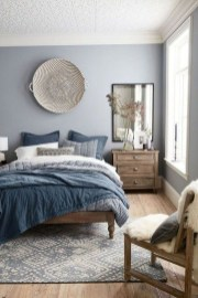 Top Blue Master Bedroom Design Ideas That Looks Great 47