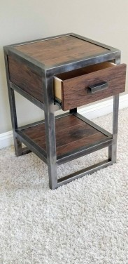 Trendy Wood Industrial Furniture Design Ideas To Try 40