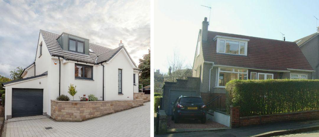 Mark House_Front Comparison