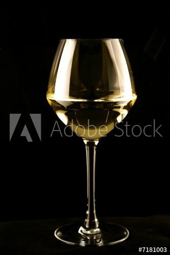 verre vin blanc sucre