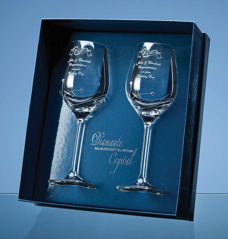 verre à vin personnalisé
