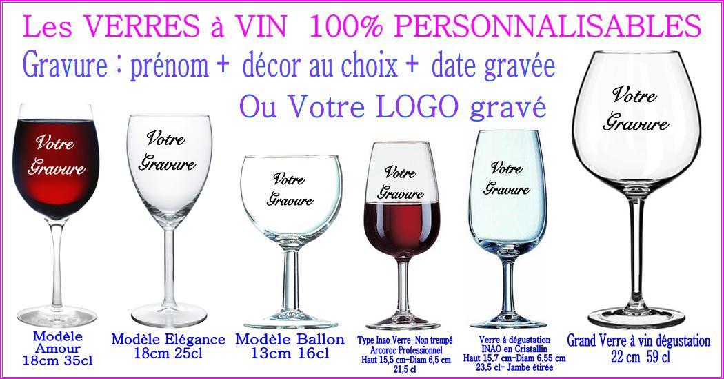 verre à vin nom