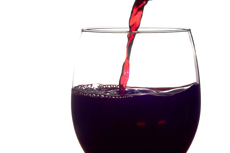 verre de vin blanc sec calories