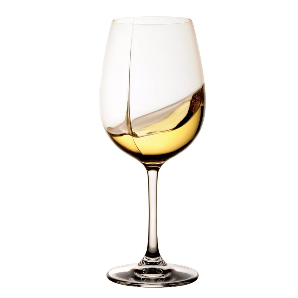 verre vin blanc photo