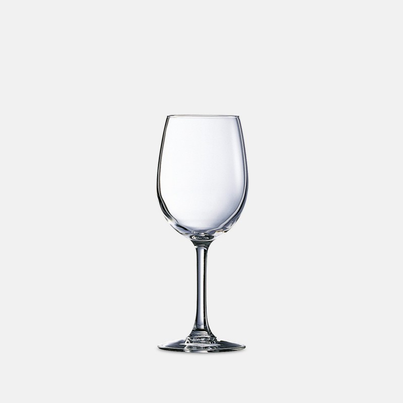 verre à vin tulipe