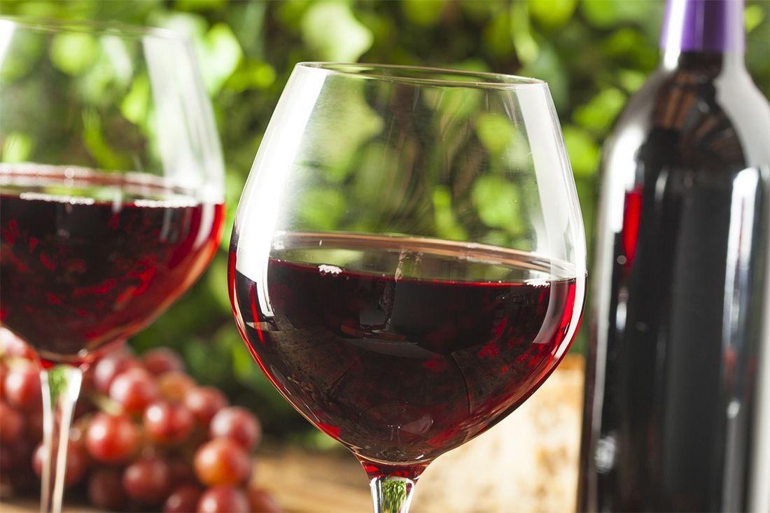 verre de vin blanc regime