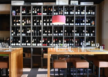 verre à vin montpellier