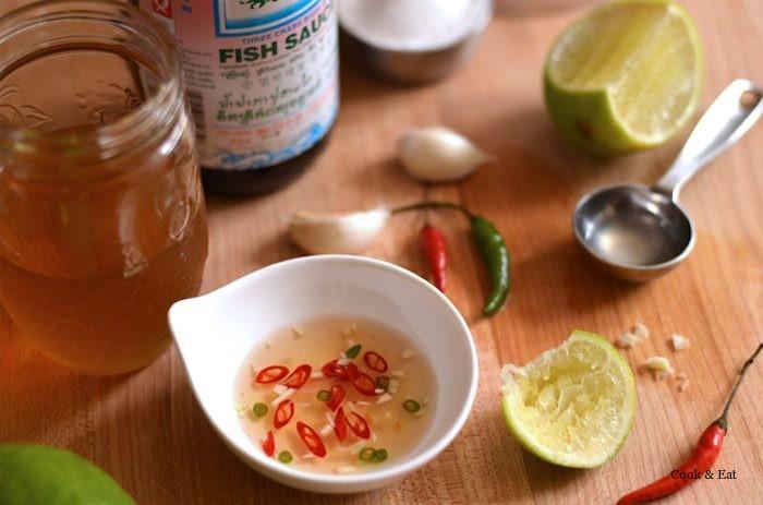 как приготовить острый вьетнамский соус из перца чили