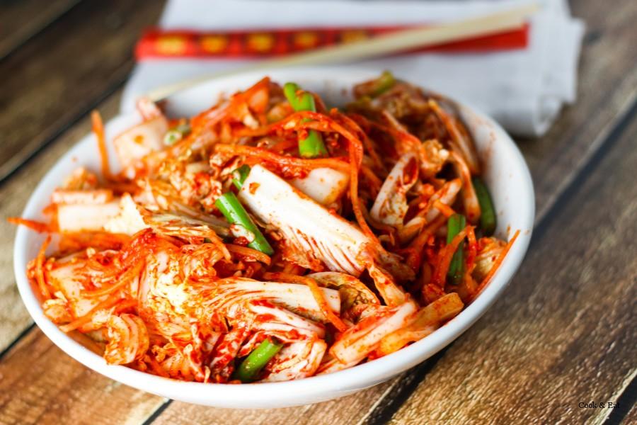 корейская кимчи