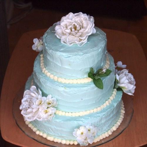 Wedding Cake Traditions  Year Anniversary