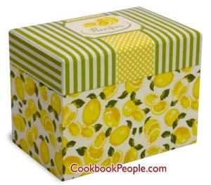 Spring Recipe Box