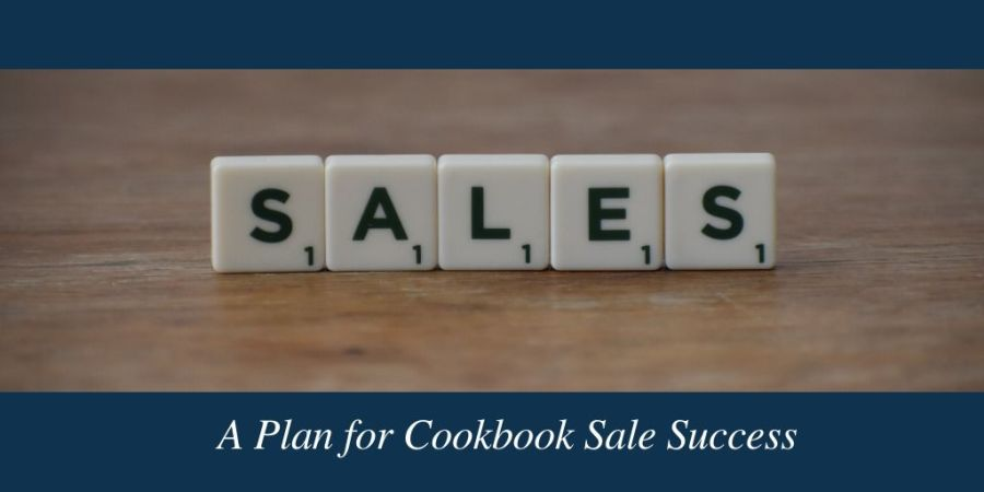 Cookbook Sales