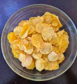 Sweet Potato – Mbambaira Crisps