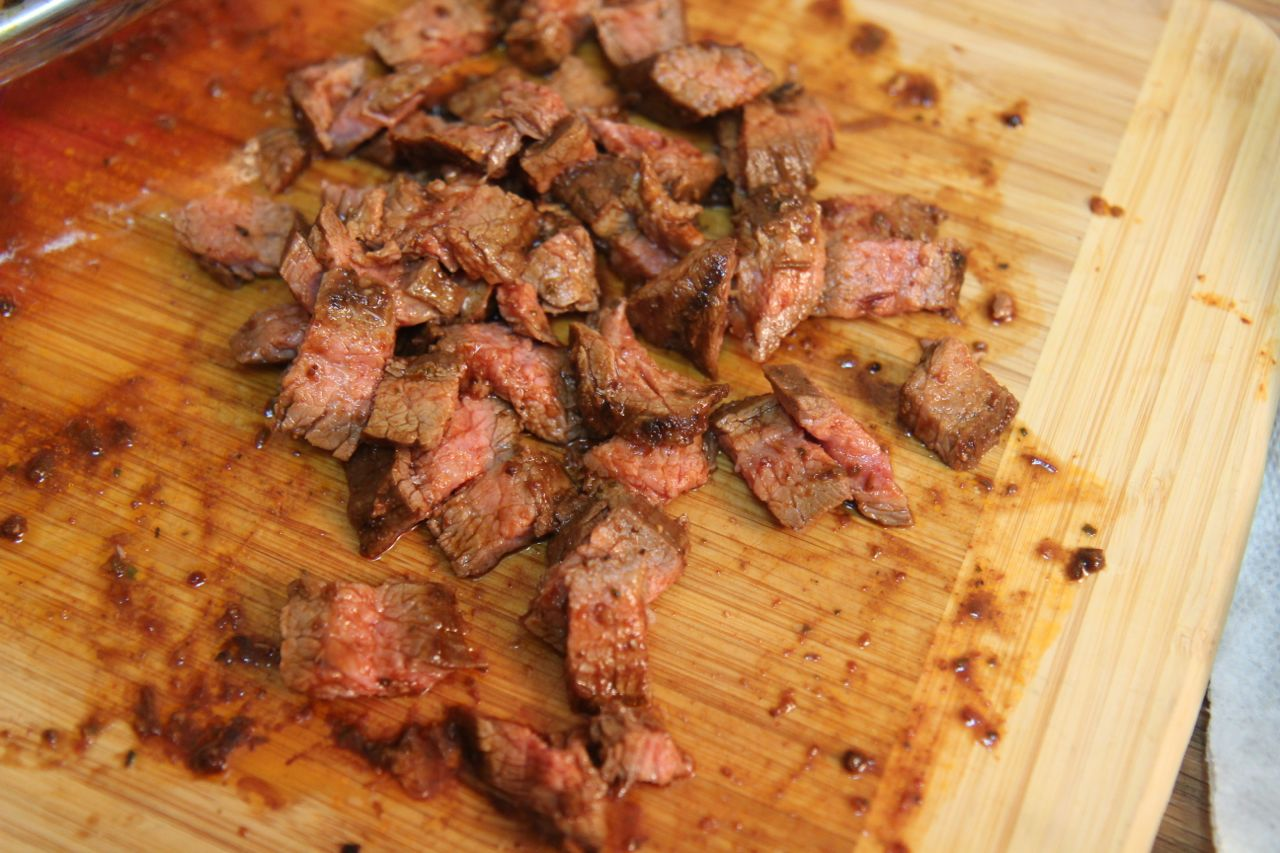 This perfectly cooked flank steak makes for the best carne asada tacos