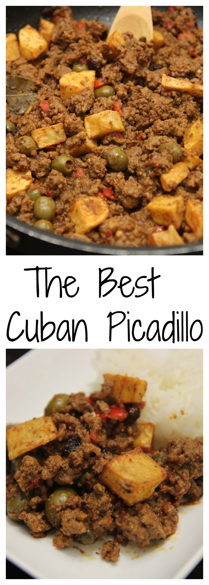 Learn how to make Cuban Picadillo at cookedbyjulie.com