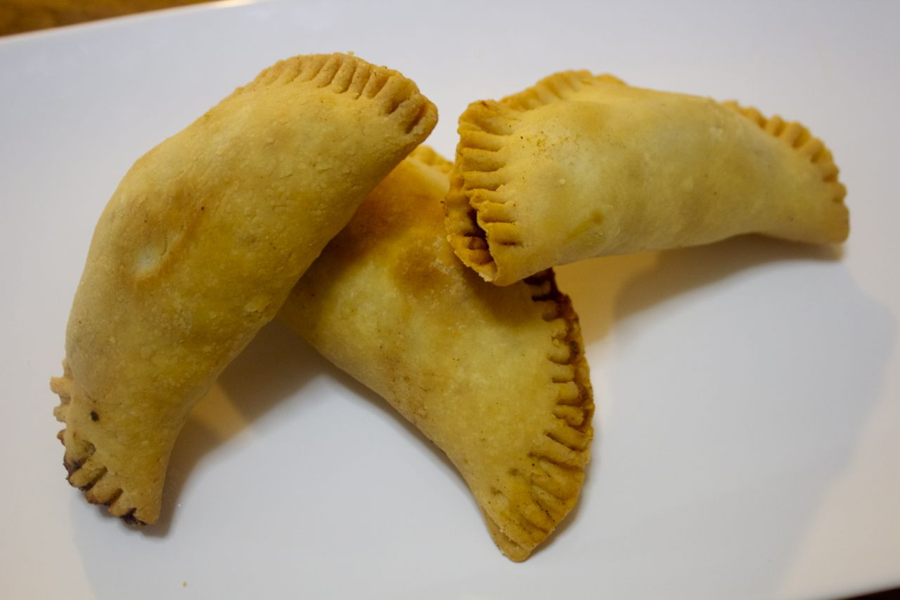 Flaky and taste, you'll love these homemade empanadas!