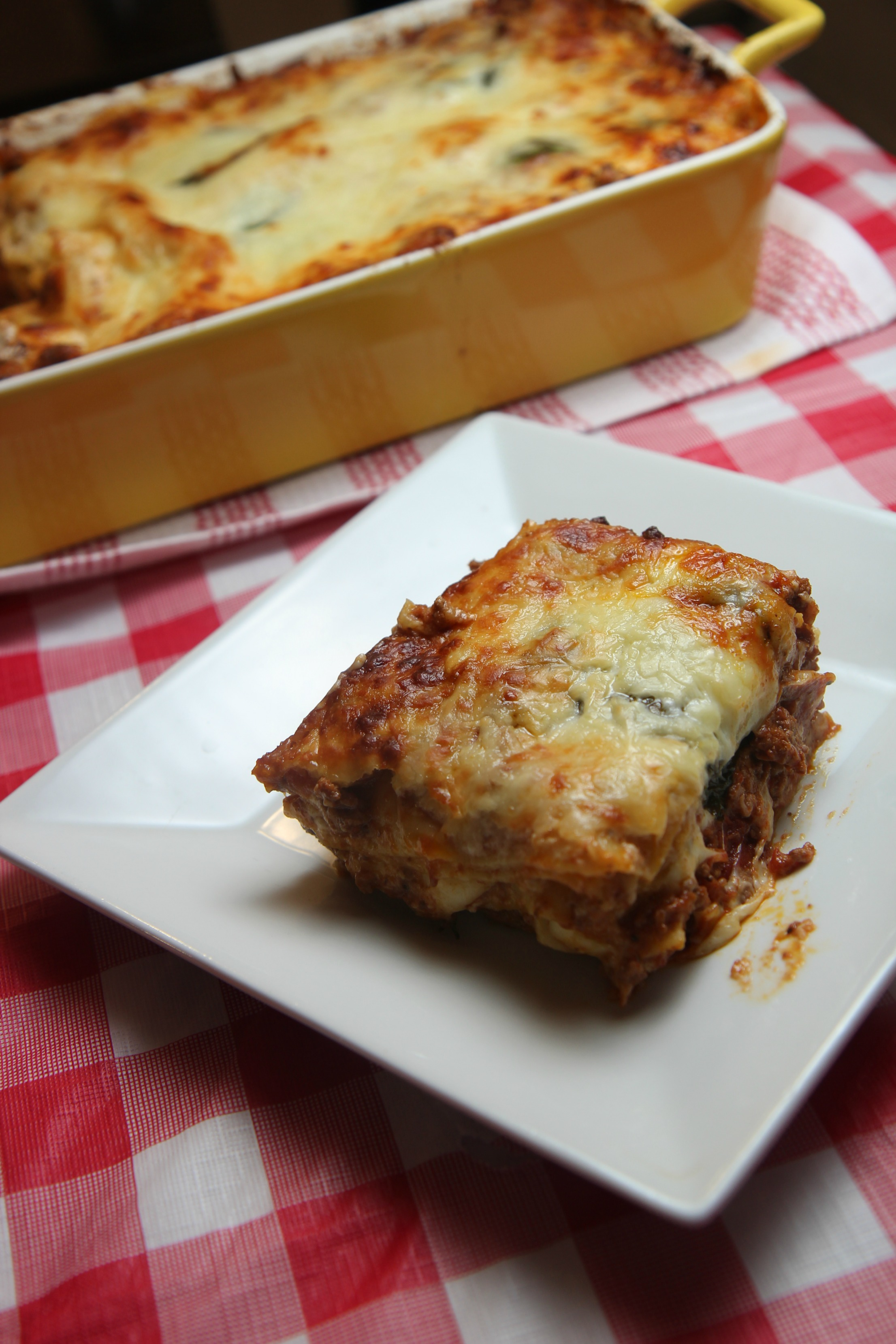 This ultimate lasagna will be your new favorite recipe for homemade lasagna!