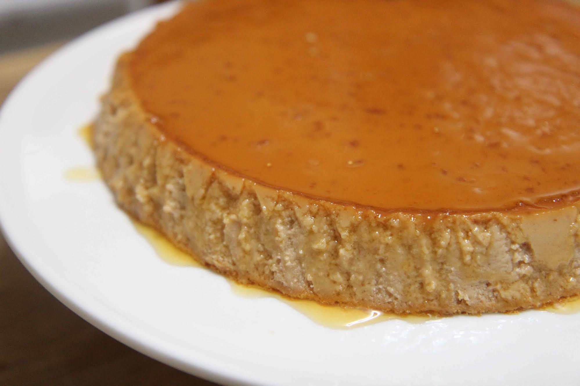 Flan de Guayaba   Cooked by Julie