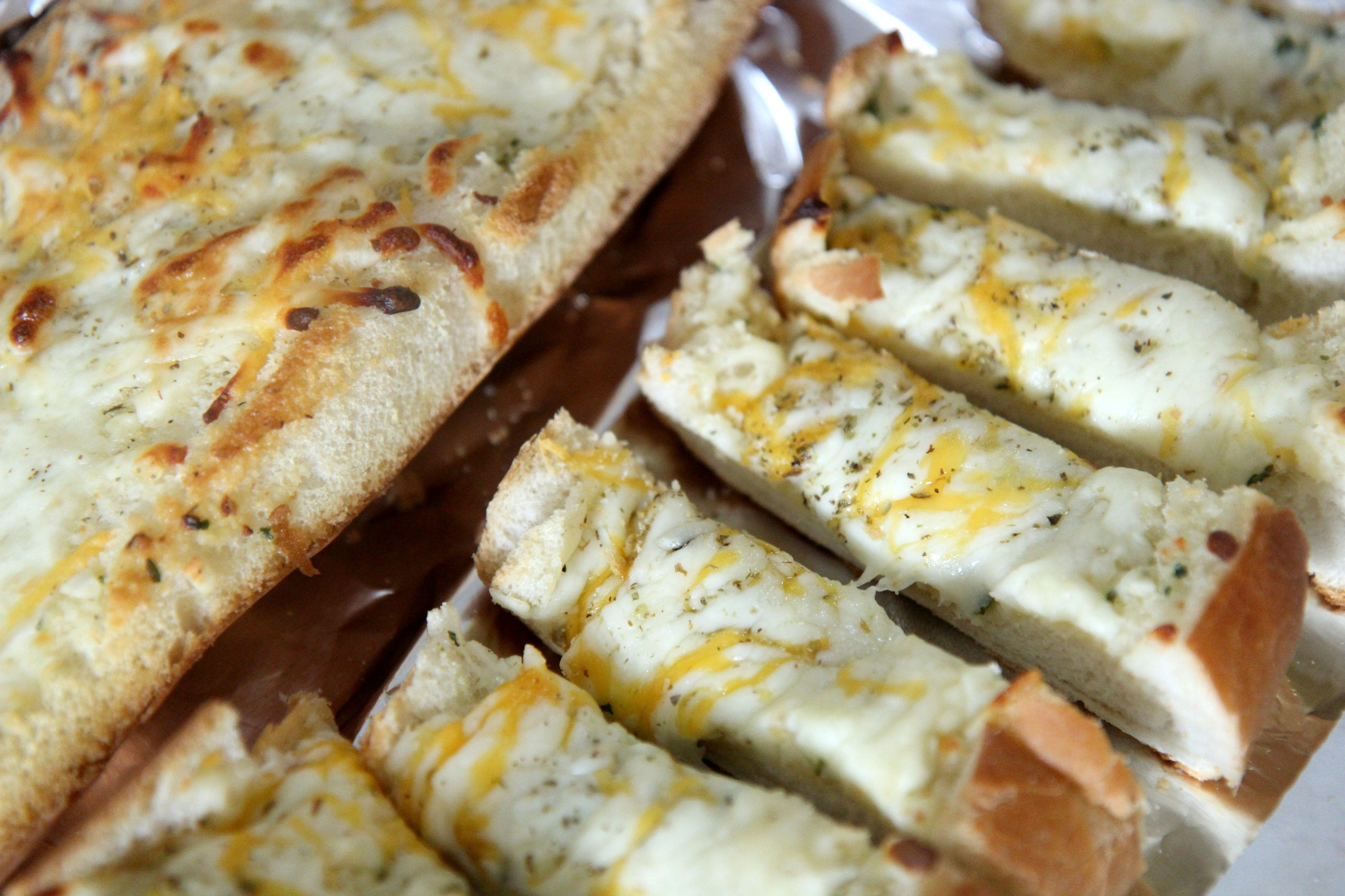 Cheese Garlic Bread from Cooked by Julie