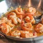 low carb marinated shrimp