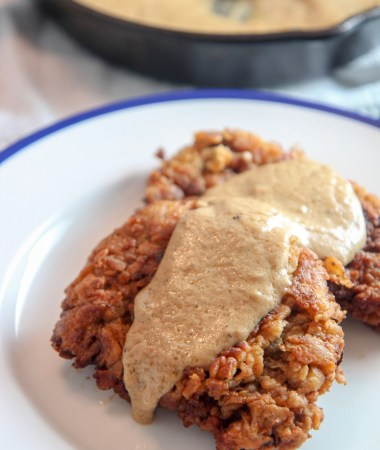 chicken fried steak meat