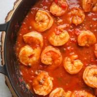Cuban Shrimp Creole (Enchilado de Camarones)