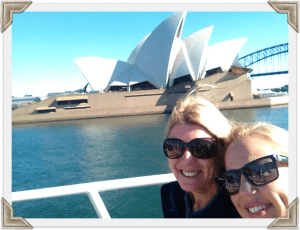 Opera House, Harbour Bridge, Coffee Cruise, Captain Cook, Sydney Harbour, tourists