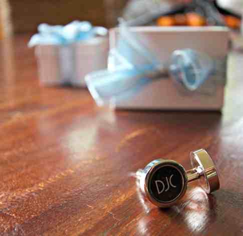 DJC cufflinks