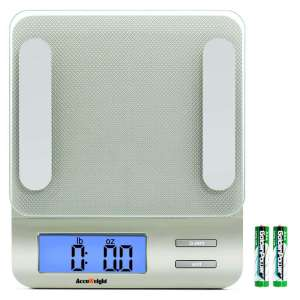 Digital Kitchen Multifunction Food Scale for Cooking with Large Back-lit LCD Display