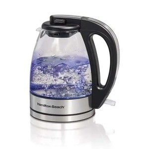 Electric Glass & Stainless Kettle