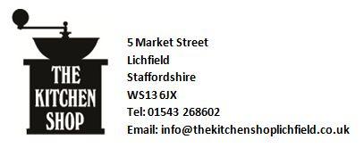 kitchen shop details
