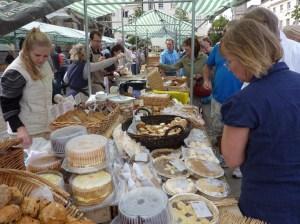Lichfield Food Festival Farmer's Market
