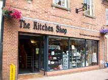 The Kitchen Shop will be hosting a range of activities as part of Lichfield Food Festival