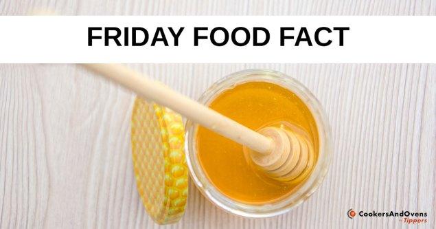 Friday Food Fact: Honey