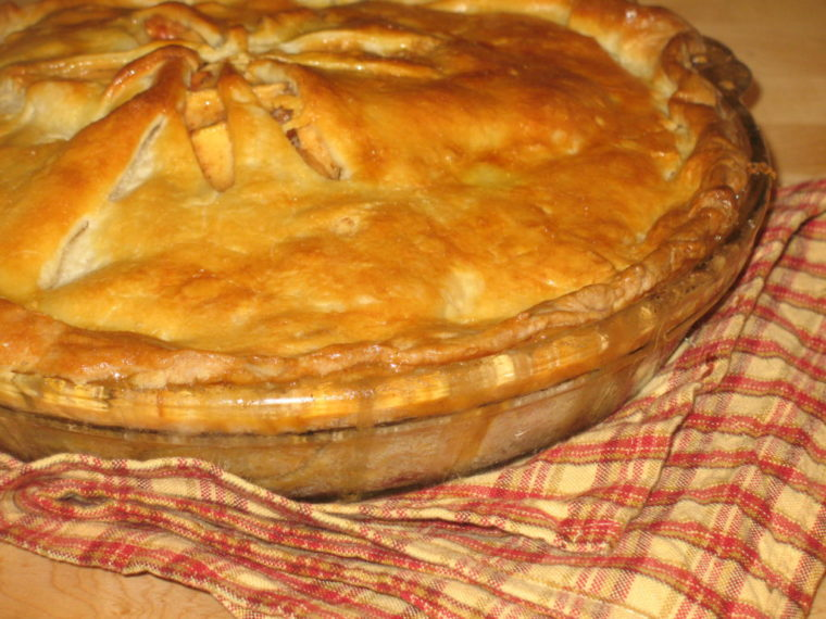 how to make apple pie crust easy