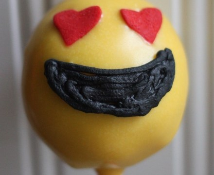 How to Make Emoji Cake Pops